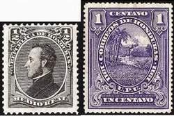 Почтовые марки Гондураса