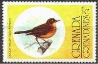 Почтовая марка Гренады-Гренадин