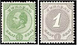 Почтовые марки Кюрасао