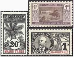 Почтовые марки Мавритании