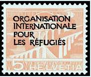 Почтовая марка МОДБ
