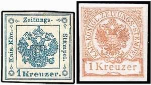 Марки газетные налоговые (Австрия)