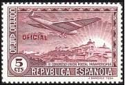 Марка служебная (Испания)