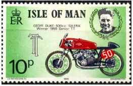 Почтовая марка Мэна