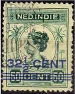 Почтовая марка Нидерландской Индии