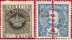 Почтовые марки Португальской Индии