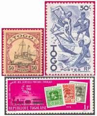 Почтовые марки Того