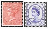 Почтовые марки Великобритании
