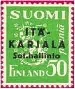 Выпуск местный (Восточная Карелия, 1941-1944 гг.)