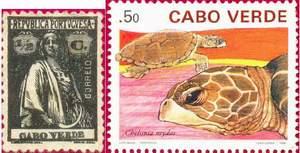 Почтовые марки Островов Зеленого Мыса