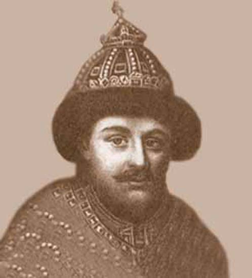 Родился царь Алексей Михайлович Романов