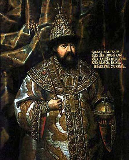 Как царь Алексей Михайлович дверь в Европу пытался