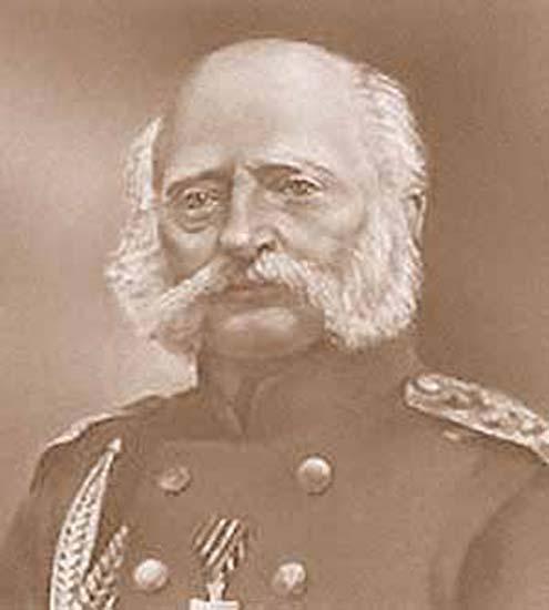 Российский мореплаватель адмирал почтённый член петербургской ан член учредитель