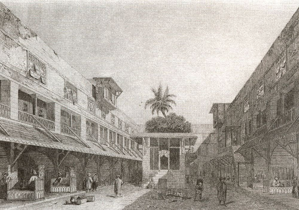 Караван-сарай (постоялый двор)