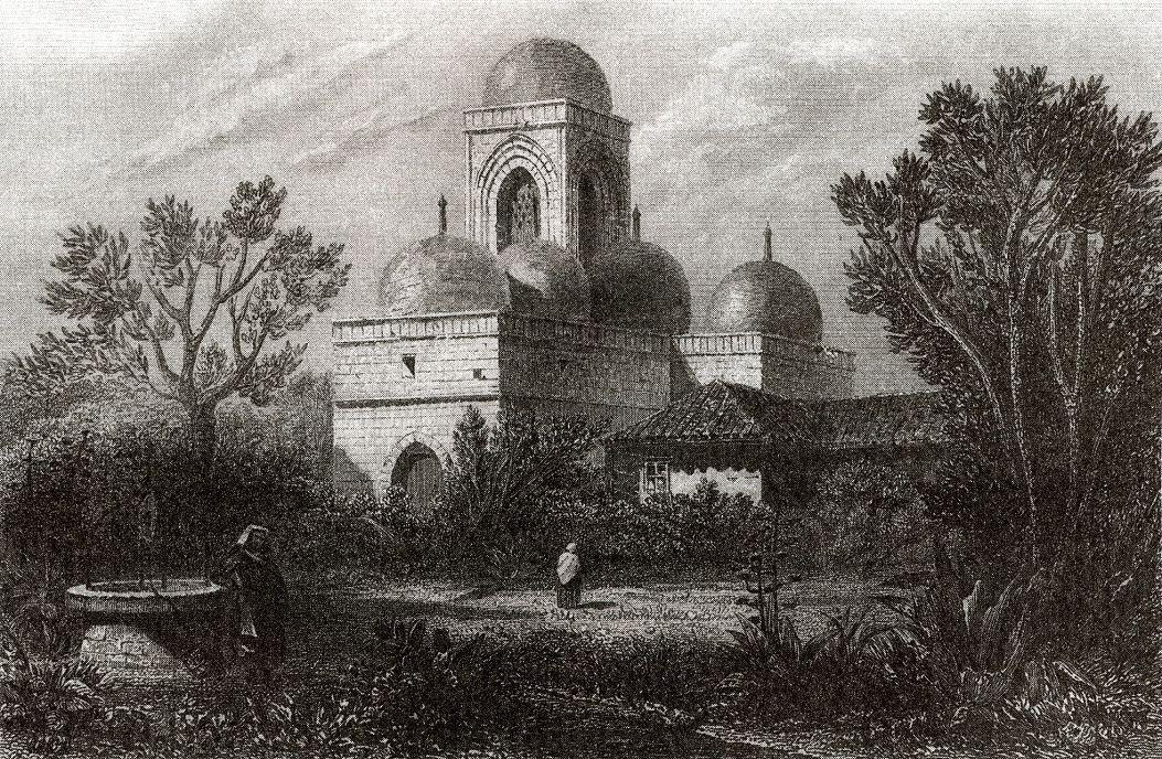 Мечеть, превращенная в церковь