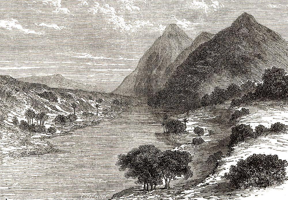 Нил выше Асуана