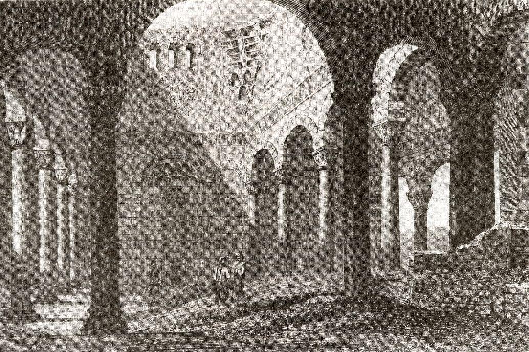 Цитадель Салах-ад-дина в Каире (XII в.)