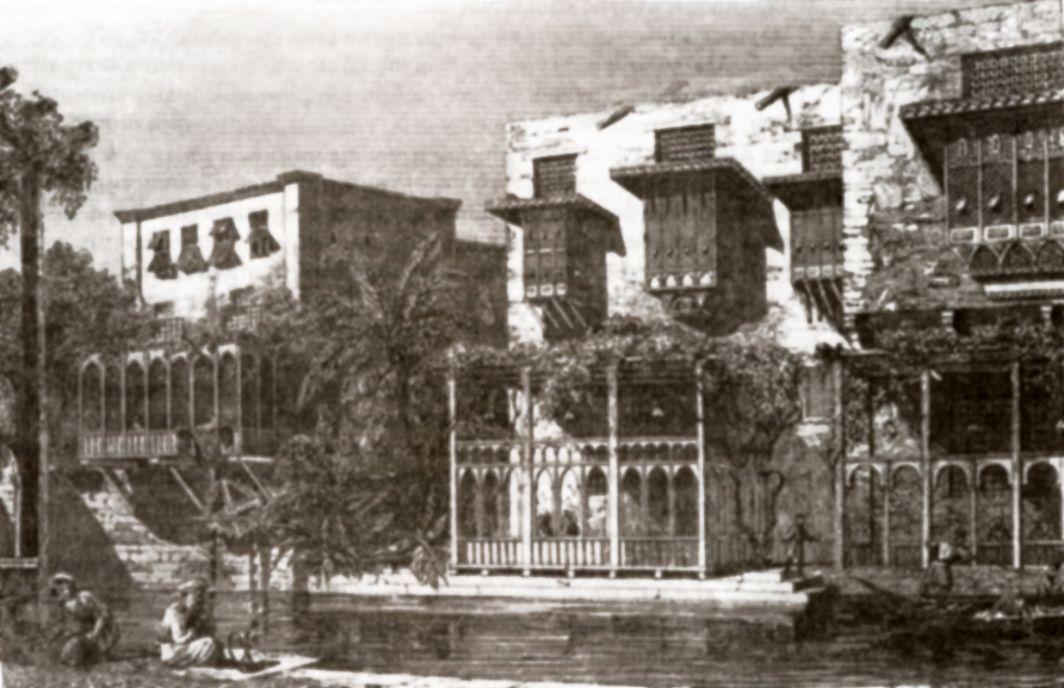 Уголок Старого Каира
