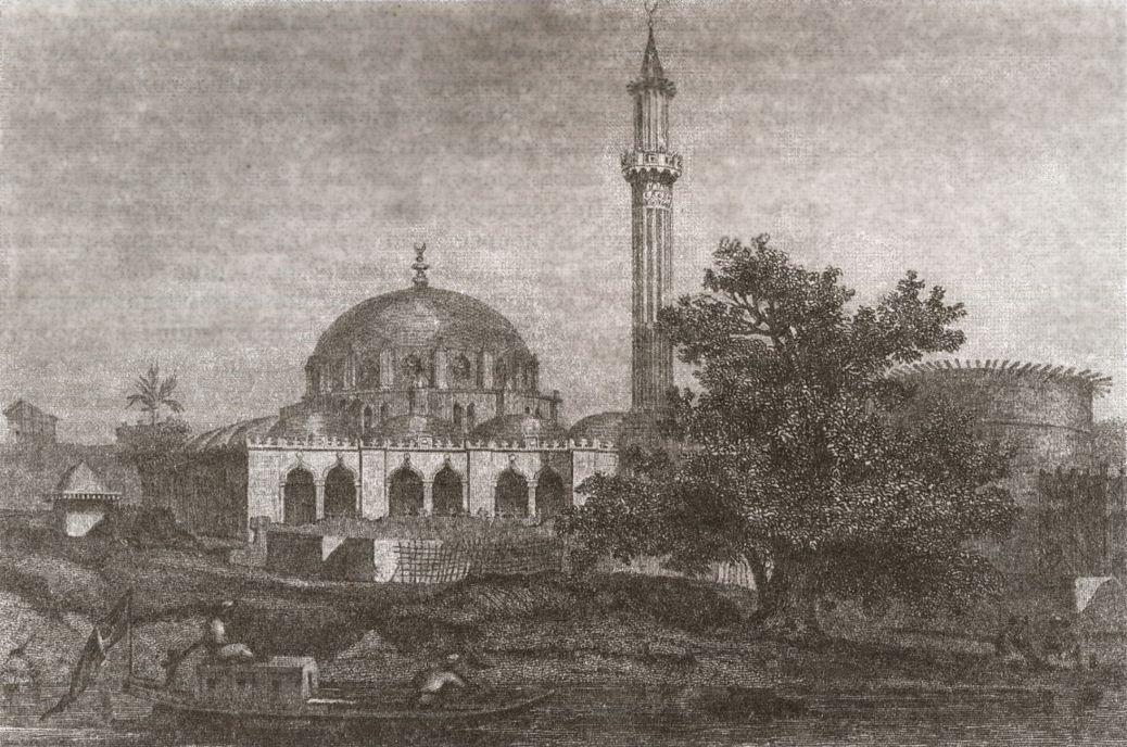 Великая мечеть в Булаке (XI XII в.)