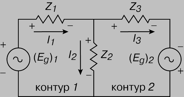 Теория цепей - раздел