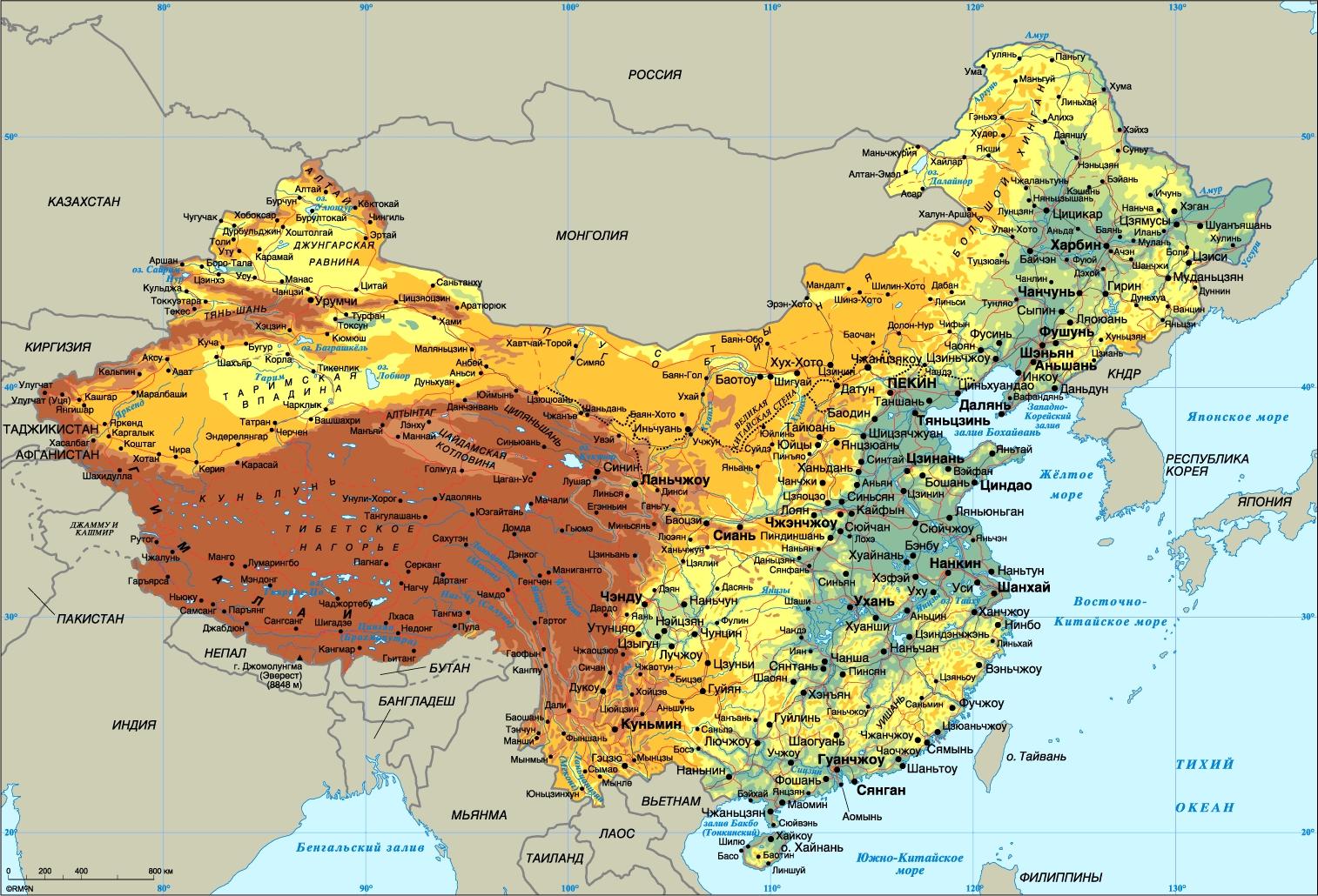 Китай столица пекин население 1224 0