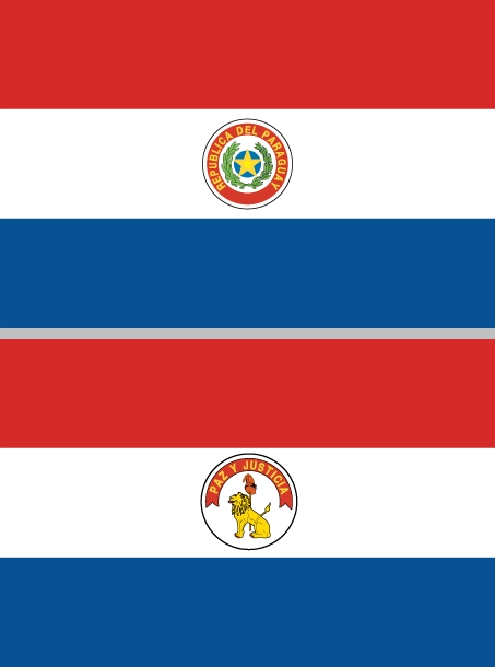 Флаг парагвай самотур – туризм и