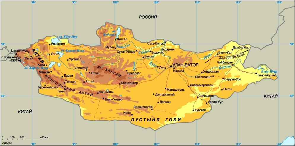 Монголия - страна степей, кочевников, юрт и легендарного прошлого.