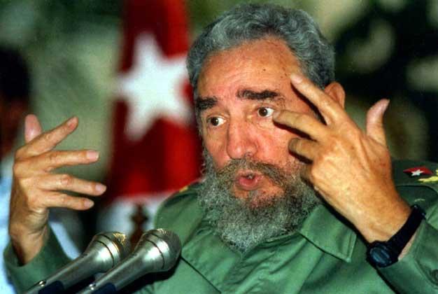 Фидель Кастро: доллар и евро в будущем будут зависеть от юаня и рубля