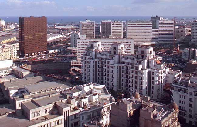 КАСАБЛАНКА - крупнейший город Марокко.