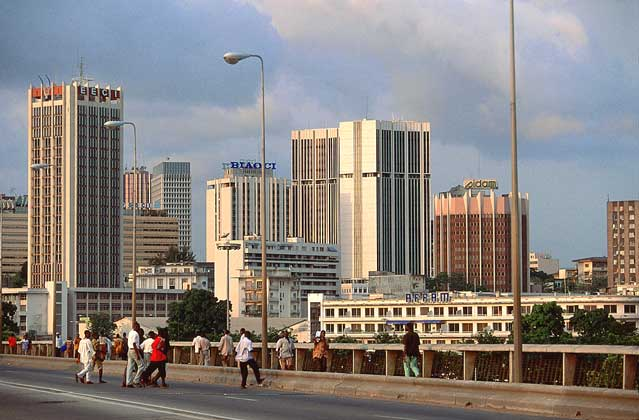 Кот д ивуар столица