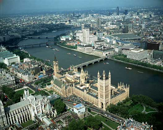 лондонский значок