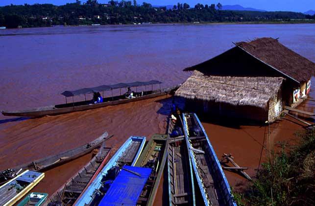 крупнейших азиатских рек,