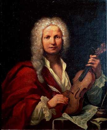 Антонио Лучио Вивальди