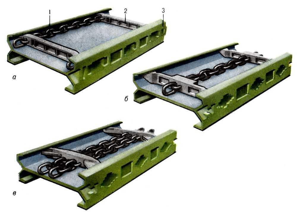 Скребковый конвейер 202 транспортер т5 спойлер