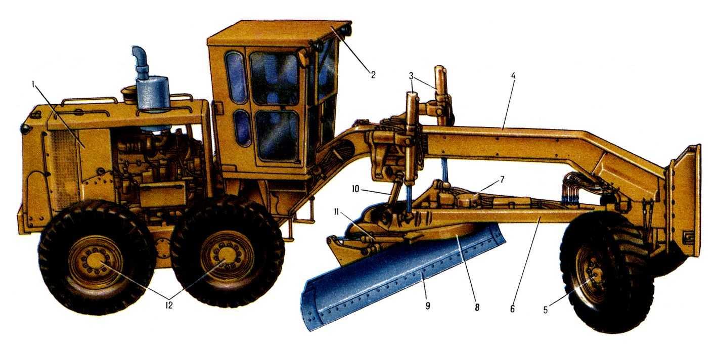 Грейдер элеватор для чего он транспортеры тсн 2б схема