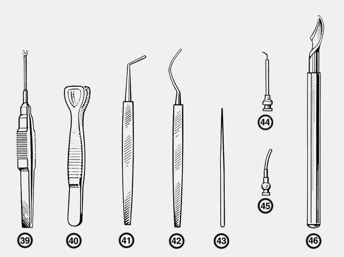 Скачать книгу хирургический инструментарий