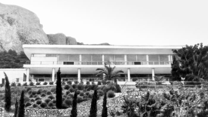 Санаторий в курортной местности мелас