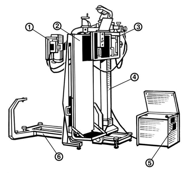 рентгеновский аппарат «