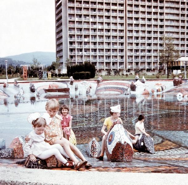 Курорт сочи детский бассейн в адлере