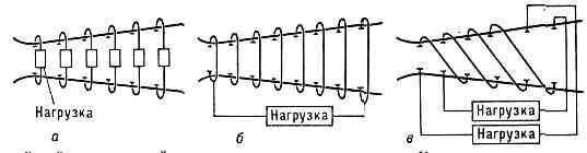 Magnitogidrodinamicheskiiy.  Схема подключения генератора уд-2.