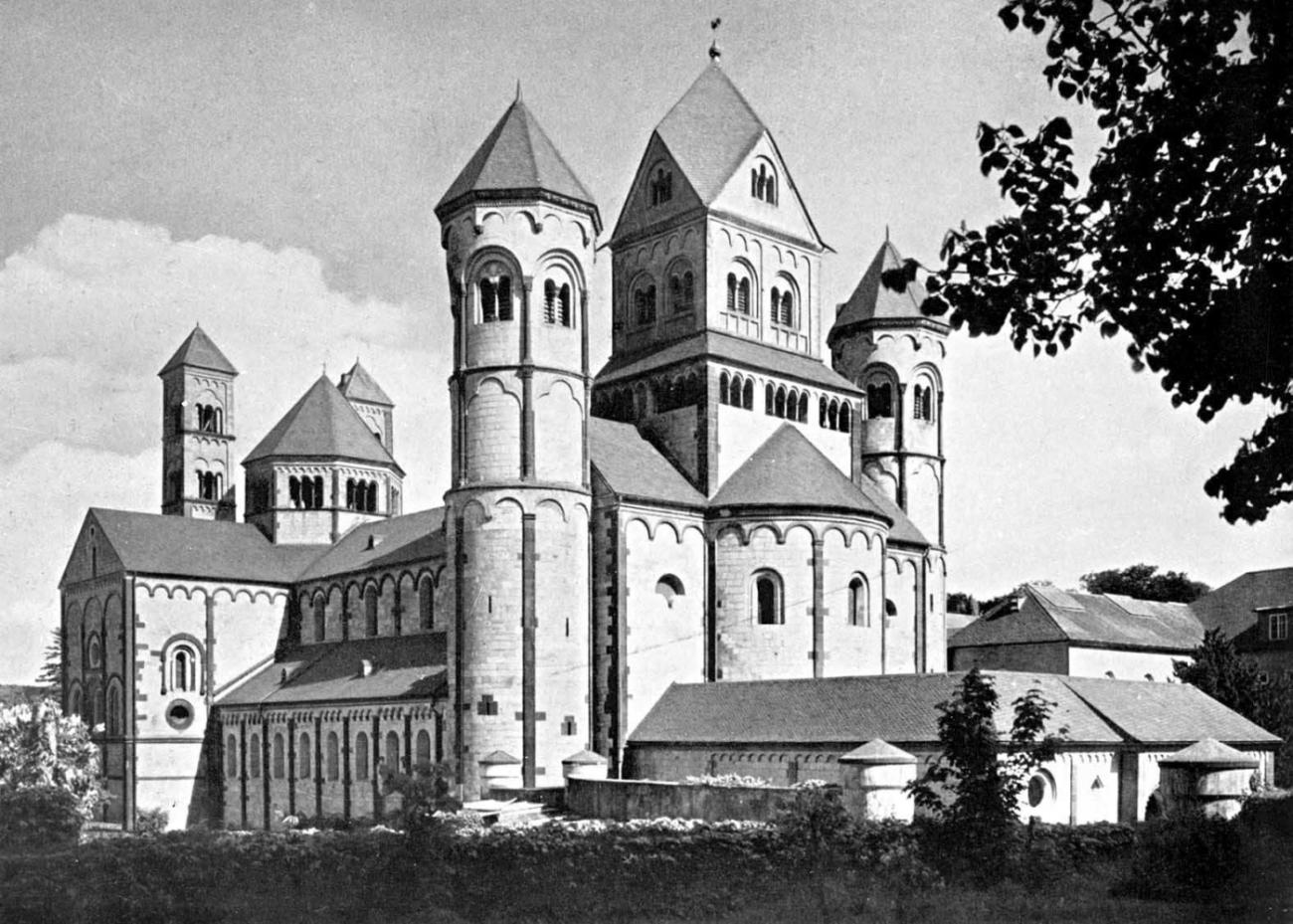 Романская эпоха в архитектуре Венгрии