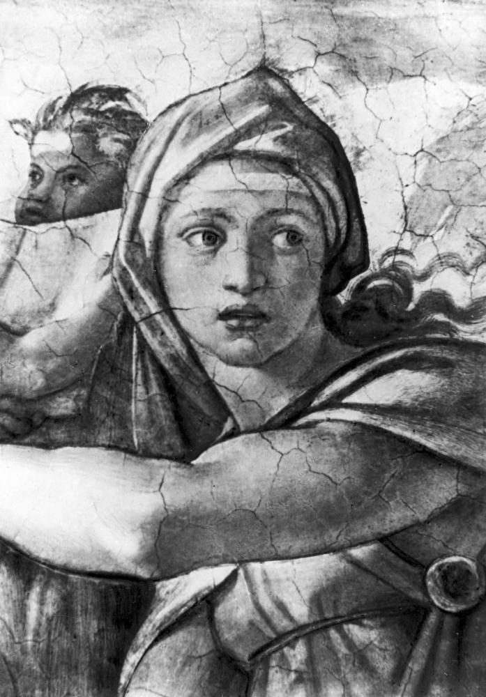 Микеланджело.