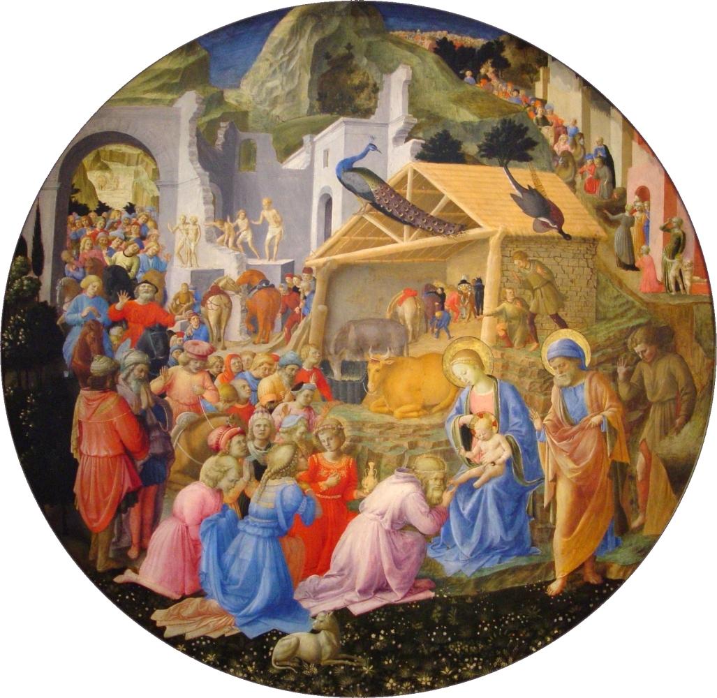 Fra Angelico Adoration