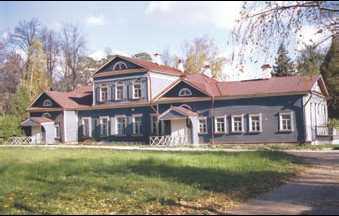 Абрамцево. Дом Мамонтовых