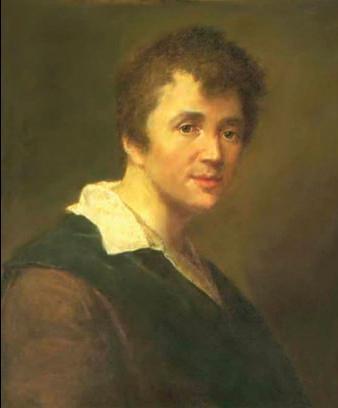 С. С. Щукин. «Автопортрет». Ок. 1785 г. Государственный Русский музей. Санкт-Петербург