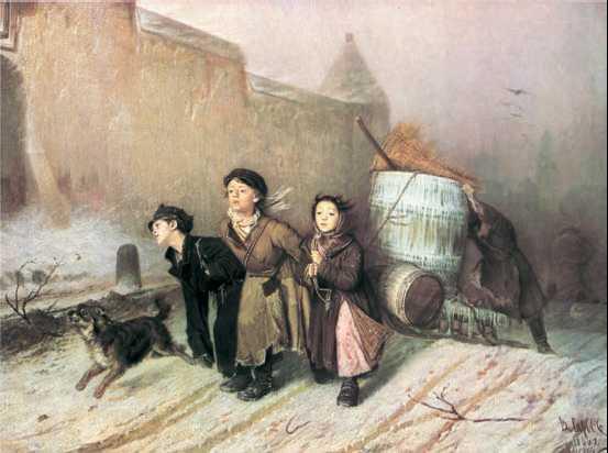 Реферат бытовой жанр в живописи 1923