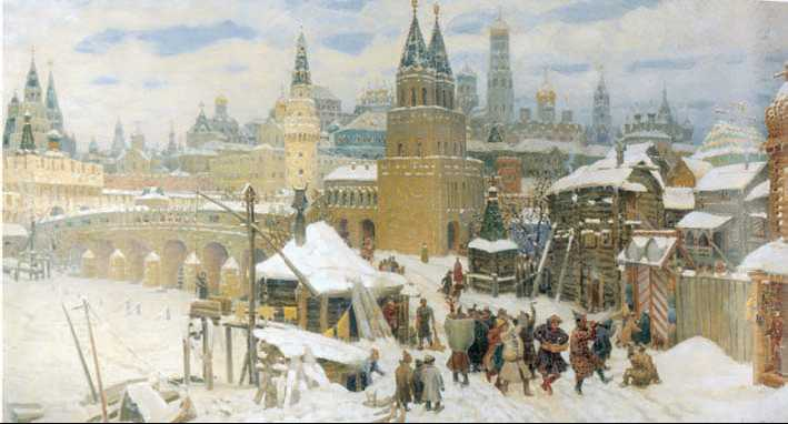 сочинение по картинам а.м.васнецова