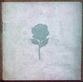 Обложка каталога выставки «Голубая роза». 1907г.