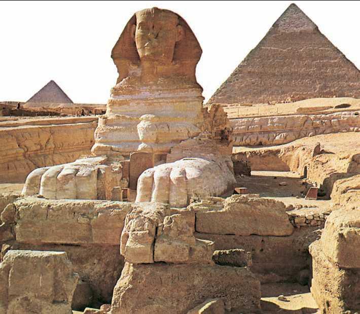 Древнего египта искусство