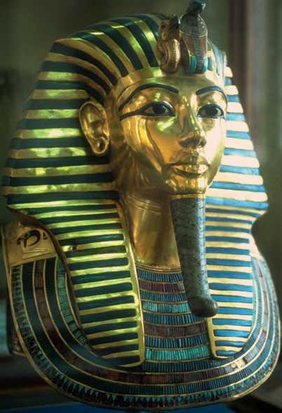 Древнего Египта искусство это Что такое Древнего Египта  Погребальная маска фараона Тутанхамона Золото 14 в до н э Египетский